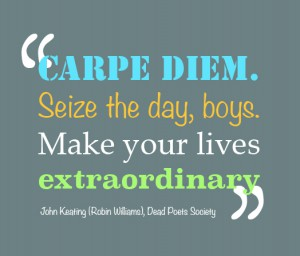quote-carpe diem